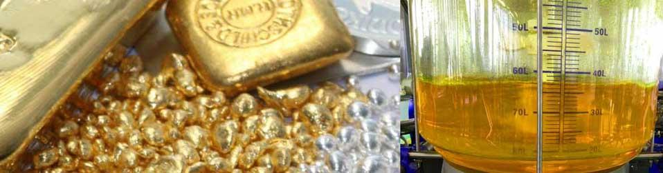Unternehmen im Überblick - das Edelmetallwerk Feingoldgewinnung