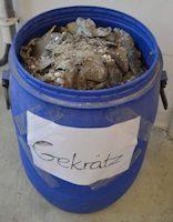 Edelmetall-Gekraetz