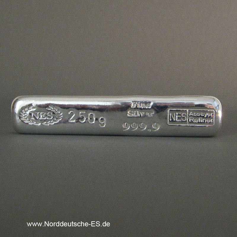 Silberbarren-9999-Norddeutsche-ES-Langbarren-Jubilaeumsbarren