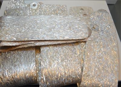 Recycling Anodenplatten